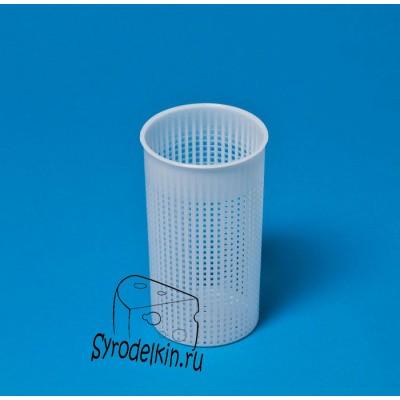 Цилиндрическая форма с дном для сыра Anelli на 400-500 г