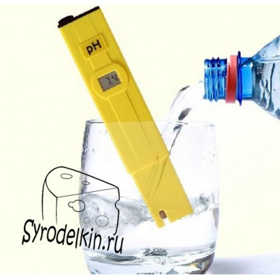 Электронный pH метр портативный Pocket-Size PH-009