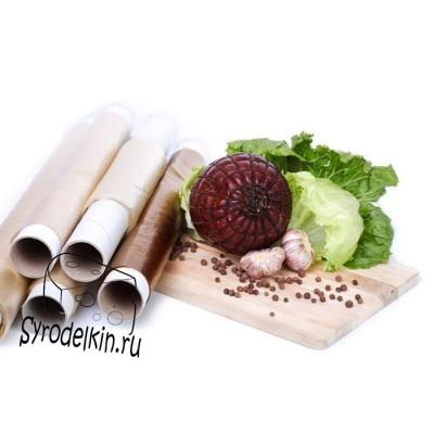 Коллагеновая пленка для рулетов и колбасы, 2 м
