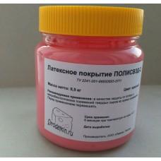 Латексное покрытие для сыра Полисвэд красный, 0,5-1 кг