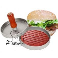 Пресс для гамбургеров d 11 см, металл