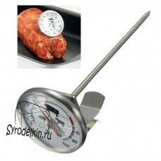 Термометр для мяса с щупом иглой (К)