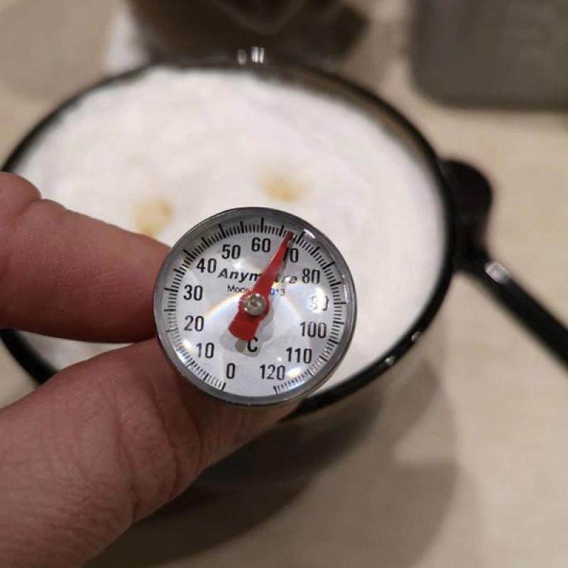 Купить механический термометр для молока