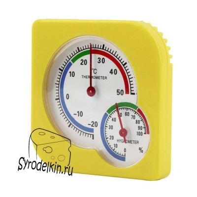 Термометр-гигрометр бытовой