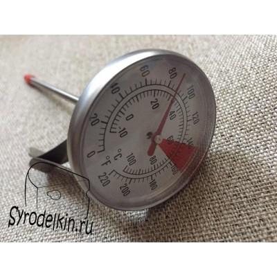 Механический термометр для мяса и колбасы в духовку (КС)