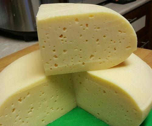 рецепт сыра с использованием термофильной закваски